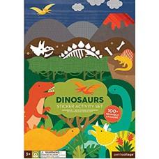 sticker activity set dinosaure