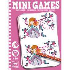 Mini Games Les différences de Léa