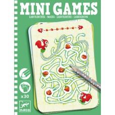Mini Games Les labyrinthes d'Ariane