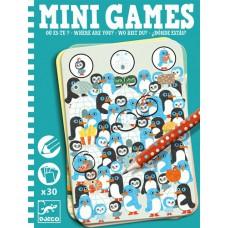 Mini Games Où es tu?
