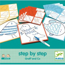 Step by step Graff and Co