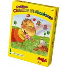 Petites Chenilles Multicolores - Jeu de cartes