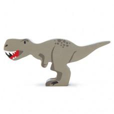 Animal en bois Tyrannosaure Rex