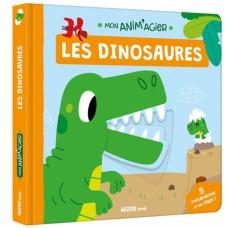 Mon anim'agier - Les Dinosaures