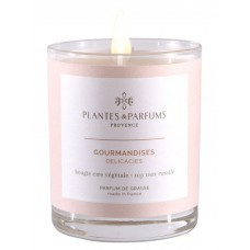 Bougie parfumée Gourmandises 180g