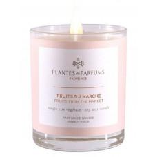 Bougie parfumée Fruits du Marché 180g