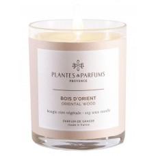 Bougie parfumée Bois d'Orient 180g
