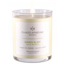Bougie parfumée Bambou Blanc 180g