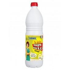 Vinaigre blanc 9,5° au citron 1l