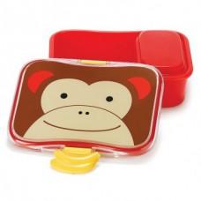 boîte à goûter singe