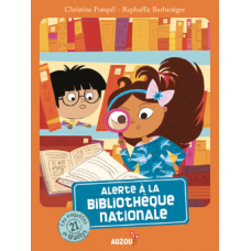 Alerte à la Bibliothèque nationale