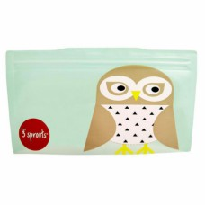 Sac collation rectangle Hibou
