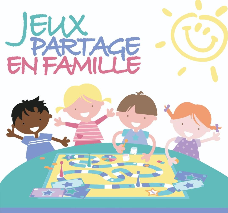 Jeux partage en famille